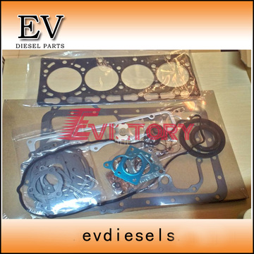 KUBOTA V3800-T head cylinder gasket overhaul rebuild kit