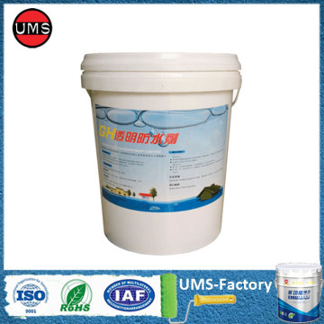 Waterproof liquid for concrete patch admixture