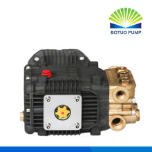 High-temperature triplex plunger pumps
