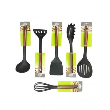 6pcs Nylon cooking utensil set