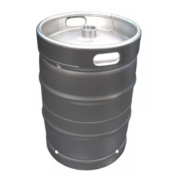 Stainless Steel Beer Brewing System USA Standard Keg