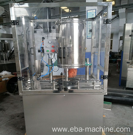 Can Negative Pressure Filling Line Machine