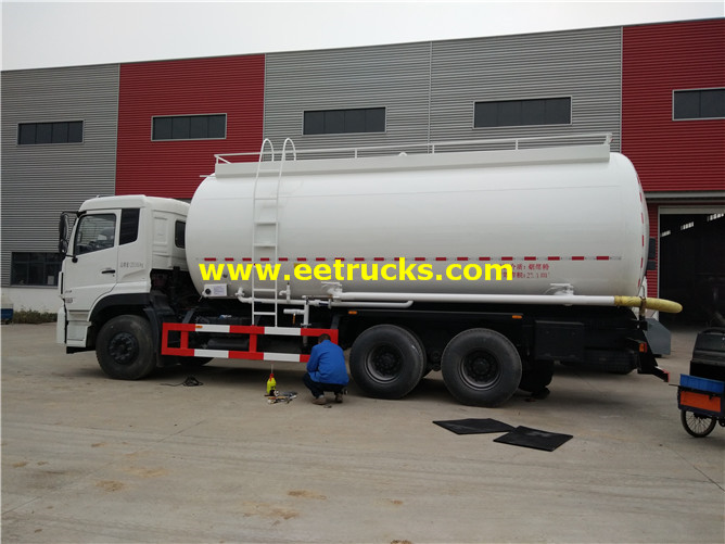 25000 Litres Pneumatic Dry Delivery Trucks