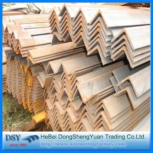 Q235 Equal Angles Galvanized Angel Steel Bar