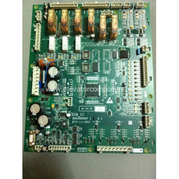 ECB_II Mainboard for OTIS Escalators GDA26800AY1