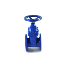 JKTL hot sale new design pn16 40 inch ductile iron gate valve rising stem