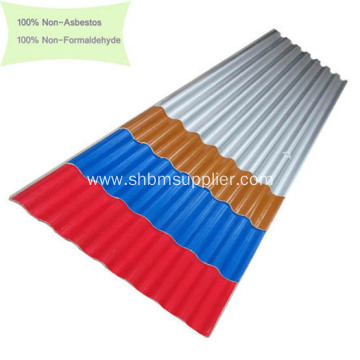 Iron-Crown Anti-Corrosion No-asbestos MgO Roofing Sheet