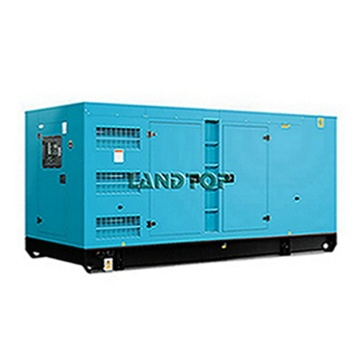 land using diesel generator from Landtop
