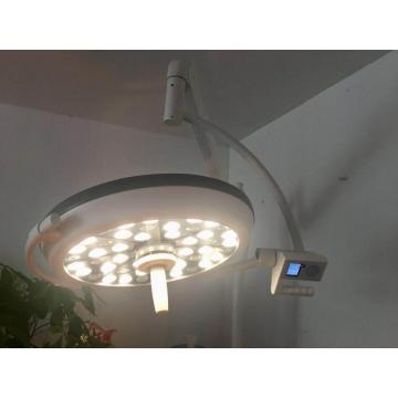 Single dome ceiling type shadowless operating light