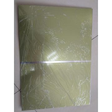 Gold Printed Tinplate in Sheet