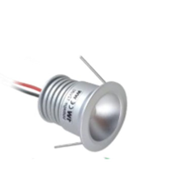 15mm 25mm Mini 1W LED Cabinet Light