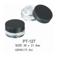 OEM/ODM Supplier for China Cosmetic Pot, Cosmetic Jar, Cosmetic Container Manufacturers. Cosmetic Round Empty Pot export to Serbia Manufacturer