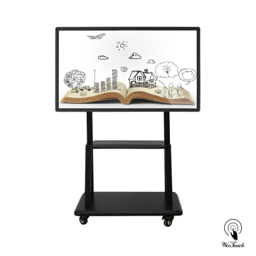 65 inches LCD Interactive Display