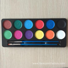 Non-Toxic Vibrant Colors party pack face paint