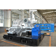 Maximum Efficiency of Impulse Steam Turbine