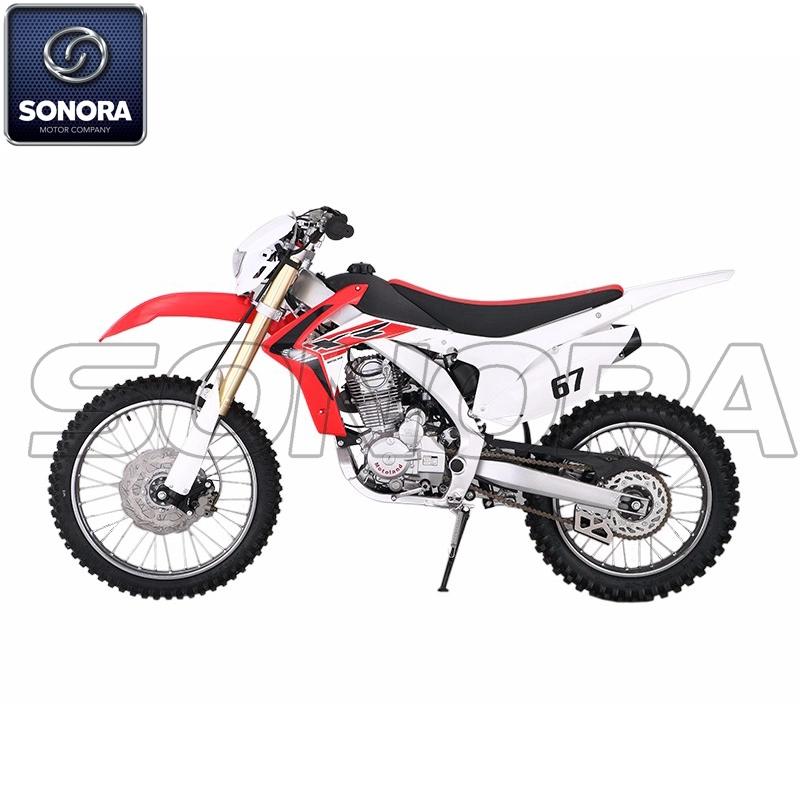 Mikilon CRX 250A Motorcycle Complete Engine Body Kit Spare Parts Original Spare Parts