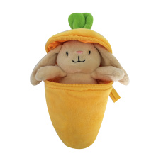 Easter plush stuffed animals toy for kids