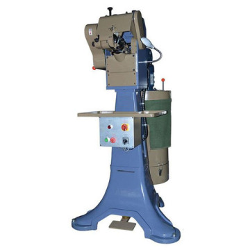 Marten Boots Excess Leather Cutting Machine