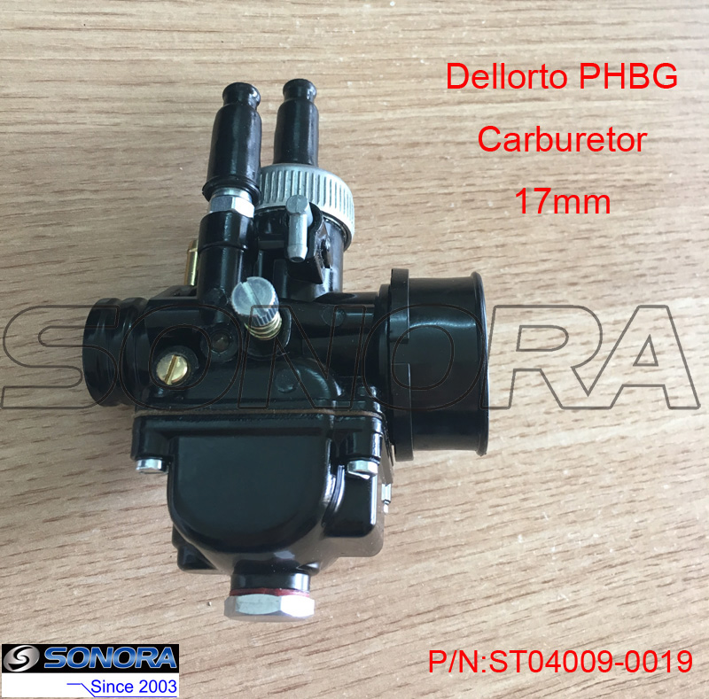 Dellorto PHBG Carburetor 17mm 2