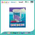 Creative Colour Your Own Mug colouring set