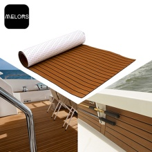 Melors Yacht Swim Platform Synthetic Boat Decking Sheet