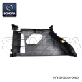 139QMA GY6-50 Lower Cooling Shroud Cover (P/N: ST00016-0000)  Top Quality
