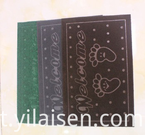 Polyester Embossed Mat 081