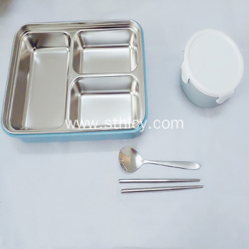 304 Colorful Seal Stainless Steel Food Container