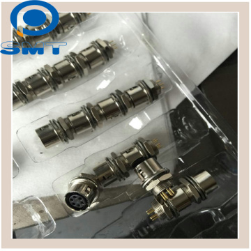 100% Original for Fuji Smd Smt Feeder Spare Parts SMD FUJI Feeder Connector K5051H For XP243 export to Russian Federation Exporter