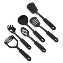 6PCS Heat Resistant Nylon Utensil Cooking Tools