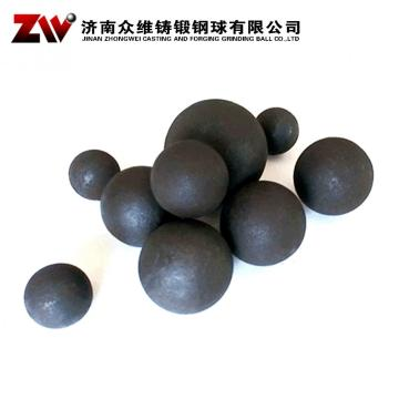 B2 Foged Grinding Steel Balls 60mm