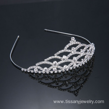 Fashion Hair Jewelry Princess Tiara