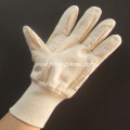 Canvas Working Industrial Knit Wrist Gloves
