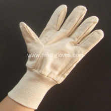 Best Quality for Cotton Gloves Canvas Working Industrial Knit Wrist Gloves export to Antigua and Barbuda Wholesale