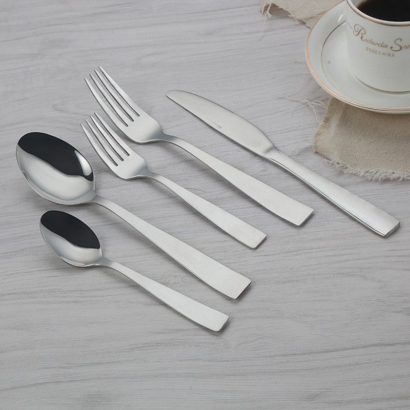 18-8 Refinement Stainless Steel Flatware