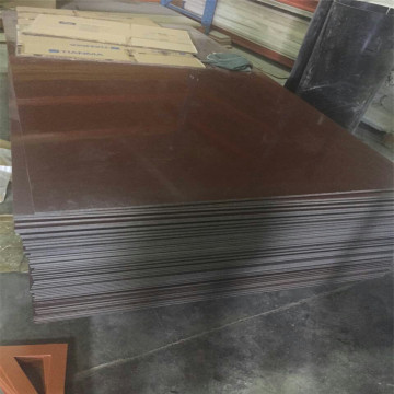 Phenolic Laminated Sheets Based on Paper