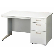 Wholesale Price for Office Desk Furniture Right Side Cabinet Steel Classic Desk supply to French Polynesia Suppliers