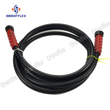"Big Discount for China High Pressure Water Hose,High Pressure Washer Hose,Jet Hose Supplier Superior 5000 PSI 3/8"" high pressure washer hose export to Spain Importers"