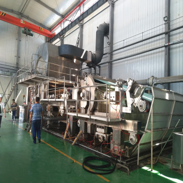 Mini Toilet Paper Tissue Making Machine