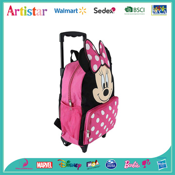 DISNEY MINNIE MOUSE  trolley bag