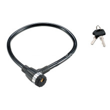 Steel Cable Lock Bicycle Part