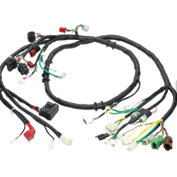 OEM manufacturer custom for Car Stereo Alarm Wiring Harness Car alarm atv jst wire harness supply to Djibouti Manufacturers