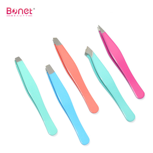 Beautiful painting easy deal with hair Tweezer