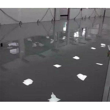 Factory super wear-resistant epoxy floor