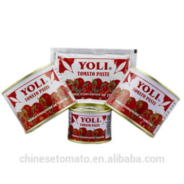 Top Quality Tomato Paste with OEM Brand