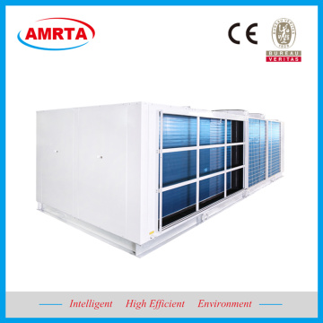 Packaged Rooftop Units with Hot Gas Burner Dehumidification
