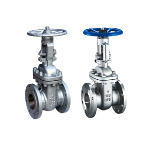 Stainless steel OS&Y WCB Gate valve