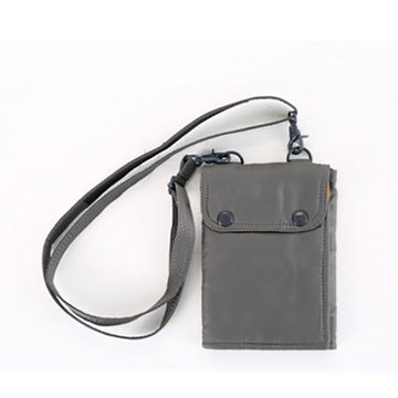 Luxury Travel Neck Pouch Rfid Passport Holder