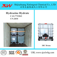 Professional for Water Treatment Chemicals,Industrial Water Treatment Chemicals Supplier in China CAS#7803-57-8 Hydrazine Hydrate liquid export to Japan Importers