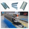 Roller Shutter Door Guide Rail Roll Forming Machine